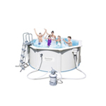 Pool Filteranlage - Aufstellpool