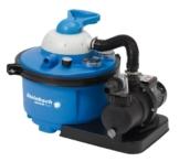 Steinbach Sandfilteranlage Speed Clean Comfort 50, Blau, 6.600 l/h -