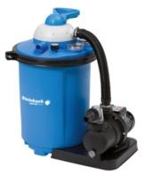 Steinbach Sandfilteranlage Speed Clean Comfort 75, Blau, 8.000 l/h -
