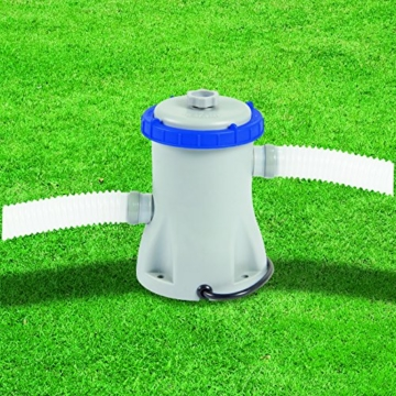 Bestway 58145 Flowclear Filterpumpe 1249 l/h -