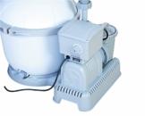 Bestway 58286 Flowclear Sandfilteranlage 4.542 l/h mit integriertem Ozonator -