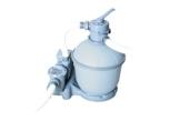 Bestway 58315GS-03 Flowclear Sandfilterpumpe, 7.571 Liter/Hour -