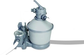 Bestway Flowclear Sandfilterpumpe 3.785 l/h -