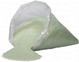 Filterglas Filtergranulat für Sandfilteranlagen 0,5 - 1,0 mm 20 kg -