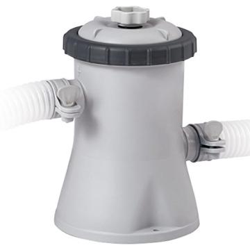 Intex 28602Filter epurateur Kartuschenfilter grau/schwarz 17,5x 14x 21cm -