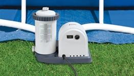 Intex–56636fr–Zubehör Pools–Filter Luftwäscher Kartuschenfilter 5,7M3/H–220–230V -