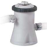 Intex Kartuschenfilteranlage Typ ECO 1250, Grau, 1.250 l/h / 30 W / 230 V -