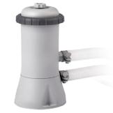 Intex Kartuschenfilteranlage, Typ ECO 2000, grau, 2.006 l/h / 45 W / 230 V -