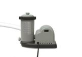 Intex Kartuschenfilteranlage, Typ OPTIMO 636G, TÜV/GS, grau, 5,678 l/h / 180 W / 230/12 V -