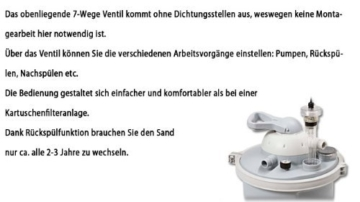 Intex Sandfilteranlage Speed Clean Comfort 75, miganeo grau -