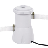 Jilong 800gal Pool pump - Pool Filter-Pumpe, Kartuschenfilteranlage mit 3028 L/h Pumpvolumen -