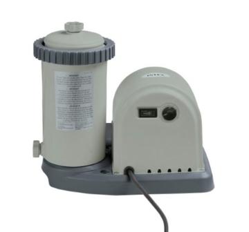 Kartuschenfilteranlage Typ OPTIMO 9500, TÜV/GS -