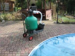 Leis Pool Filteranlage günstig kaufen - Sandfilteranlage