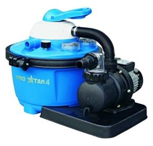 Pool Filteranlagen Marimex Sandfilteranlage Prostar 4, blau, 4 000 l/h, 43,5x43,5x42 cm, 10600003 -
