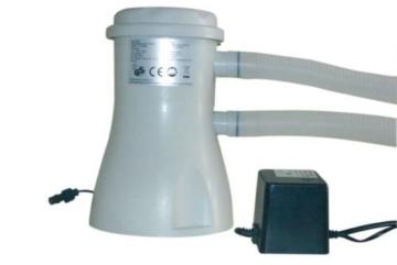 MyPool Kartuschenfilteranlage Simple 2,2m³/h/12Volt -