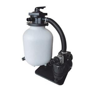 Pool Filteranlagen Anaterra - 550W - Pumpleistung 10 m³/h