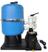 Sandfilter Filteranlage Hawaii 600 Aqua Plus 11 Sandfilteranlage -