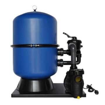 Sandfilteranlage Duraol® Side-Mount Pacific Ø 500mm mit Aqua Plus 11 m³/h -