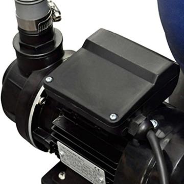 vidaXL Sandfilteranlage Sandfilter mit Pumpe 10,2 m³/h Pool Sand Filter Swimmingpool -