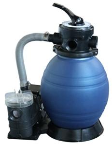 Pool Filteranlagen WelaSol ® Sandfilteranlage BETA TOP 350/7 mit Pumpe Sand Filter Schwimmbad Pool